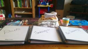 new binders